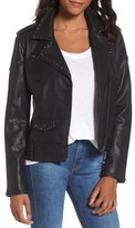 Blank NYC Women's Blanknyc Icebreaker Faux Leather Jacket
