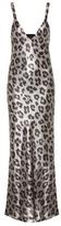 Haider Ackermann Leopard print dress