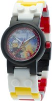 Lego LEGO? City Fireman Kids' Watch with minifigure 9003448