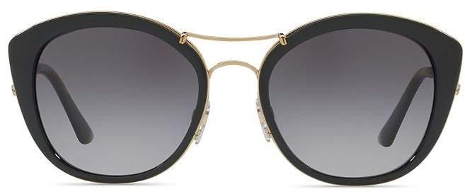 1f7da4f1171b2 Burberry Print Sunglasses - ShopStyle