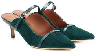 Malone Souliers Melody 45 suede mules