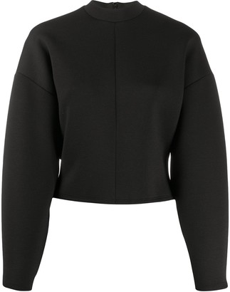 Beaufille Boxy Plain Sweatshirt