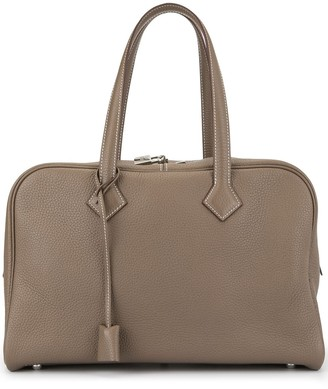 Hermes Pre-Owned Victoria 35 hand bag