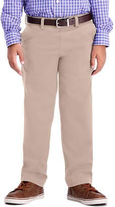 Haggar Sustainable Chino Pull-On Pants Boys