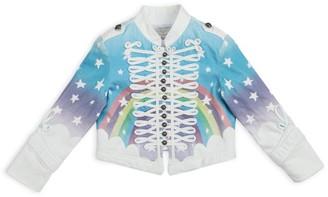 Stella McCartney Kids Magic Rainbow Jacket (3-14 Years)