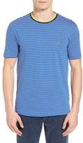 Lacoste Men's Stripe Ringer T-Shirt