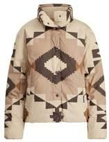 Polo Ralph Lauren Geometric Down Jacket
