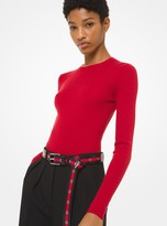 Michael Kors Featherweight Cashmere Sweater