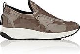 Maison Margiela Women's Patent Leather Slip-On Sneakers-NUDE