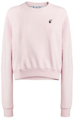Off-White Floral Arrows Sweatshirt