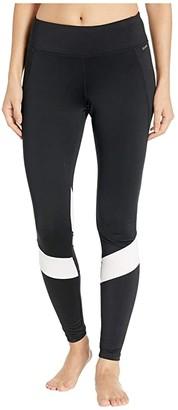 Jockey Active Visionaire Ankle Pants (Deep Black) Women's Casual Pants