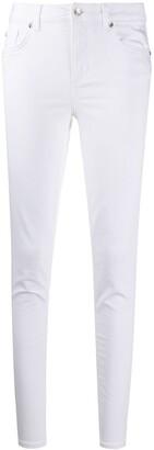 Liu Jo high-waisted tapered trousers