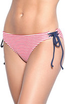 Betsey Johnson Carousel Hipster Tie Side Bottom