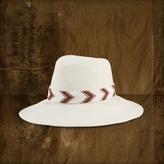 Denim & Supply Canvas Beaded-Band Fedora