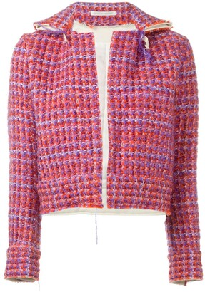 Yohji Yamamoto Pre-Owned Boucle Jacket