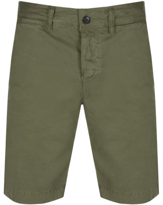 Superdry International Chino Shorts Khaki