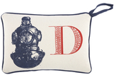 Thomas Paul D Diver Door Pillow