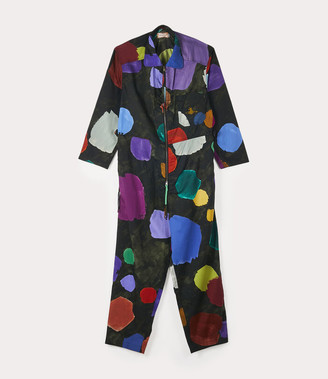 Vivienne Westwood Murray Onesie Coloured Dots