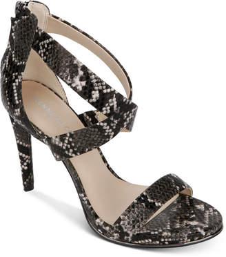 Kenneth Cole New York Women Brooke Cross Sandals Women Shoes