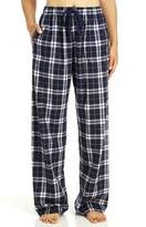 Boxercraft - Women's Crozy Flannel Pajama Louge Pants With Pockets (Red Navy)