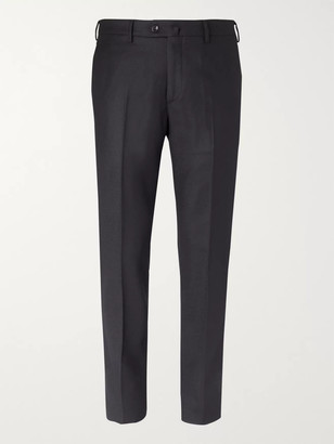 Loro Piana Slim-Fit Wool And Cashmere-Blend Trousers
