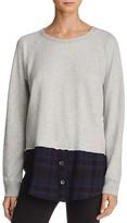 Wilt Layered-Look Sweatshirt