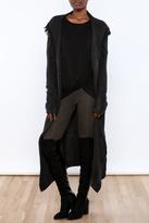 Umgee USA Hooded Long Cardigan