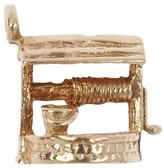 Annina Vogel Gold Wishing Well Charm