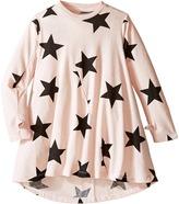 Nununu 360 Degree Super Soft Star Print Twirl Dress (Infant/Toddler/Little Kids)