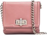 Lanvin mini 'Happy' crossbody bag - women - Calf Leather - One Size