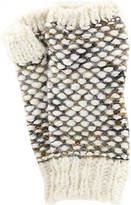 Steve Madden Women's Nubby Knit Fingerless Glove