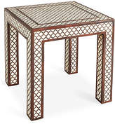 Jamie Young Abbie Side Table - Cream