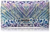 Roxy My Long Eyes Tri Fold Printed Wallet Wallet