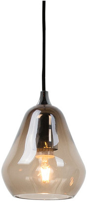Innermost Core Small Pendant, Smoked Glass