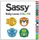 Baby Loves Colors (Board Book)