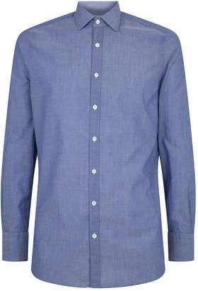 Privee Salle Curtis Cotton Shirt