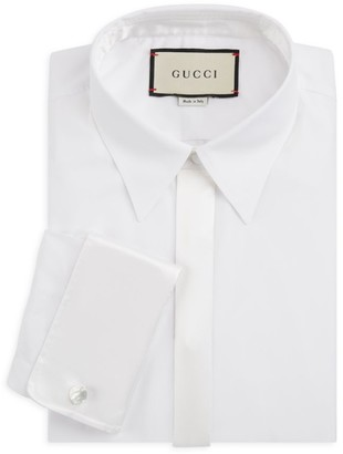 Gucci Poplin Dress Shirt
