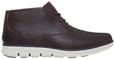 Timberland Bradstreet Lace-up Leather Chukka Boots, Brown