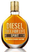 Diesel Fuel For Life Eau De Toilette Men Spirit 75ml