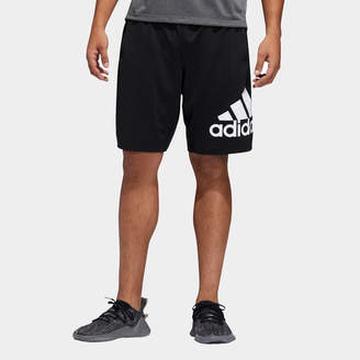 adidas Men's 4KRFT 9-inch Badge of Sport Training Shorts