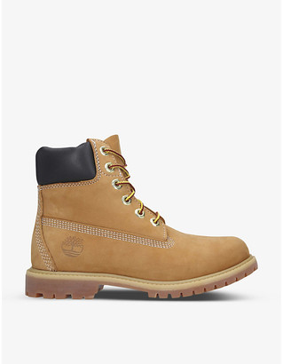 Timberland 6-Inch Premium waterproof leather boots