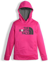 The North Face Surgent Logo Pullover Hoodie, Pink, Size XXS-XL