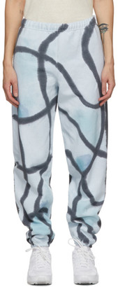 Collina Strada Blue Oversize Lounge Pants