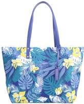 Le Tanneur SWANA Tote bag blue