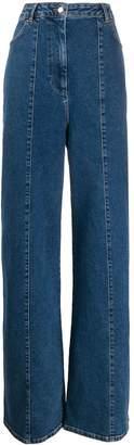 Aalto wide-leg jeans
