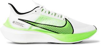 Nike Running Zoom Gravity Logo-Print Ripstop Running Sneakers