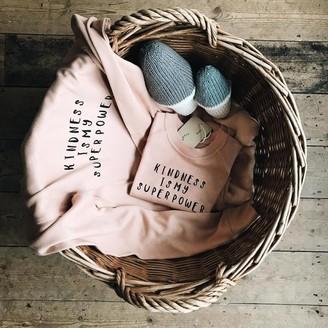 Organic Zoo - Clay Kindness Mama Jersey Jumper - S/M