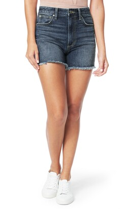 Joe's Jeans The Kinsley High Waist Cutoff Denim Shorts