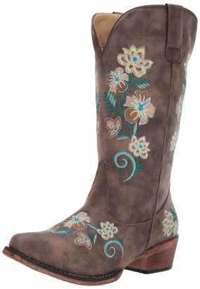 Roper Women's Riley Floral Fashion Boot