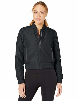 Core 10 Isulated Puffer Cropped Bomber Jacket Insulated